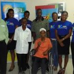 Support of the disable and elderly persons within the community
