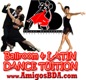 Amigos Bailadores Dance Associates (ABDA - AmigosBDA.com) - Ballroom & Latin Dance Classes.