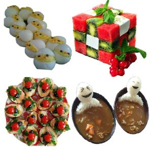 Creative Edible Food Arts
